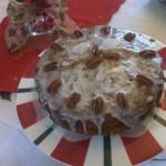 Cake de frutas (receta especial)