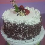 Torta selva negra