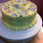 Thematic cake